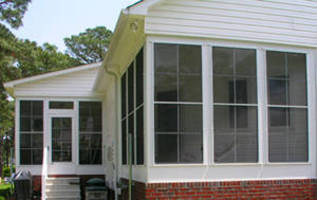 Window System enhances porches, updates screen rooms.