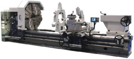 Large Swing Geared Head Lathes offer machining flexibility.