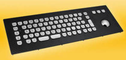 Carbon-Fiber Keyboard is built for durability.