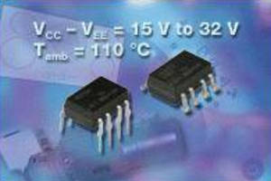 IGBT and MOSFET Drivers feature 32 V max supply voltage.