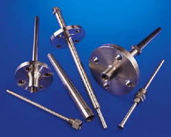 Spray Coating increases thermowell life.