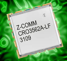 VCO offers 2nd harmonics suppression of -35 dBc.