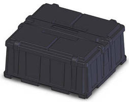 Battery Box suits marine and industrial applications.