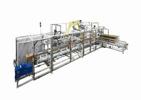Case Packer targets multi-product packaging operations.