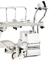 Hospital Bed Mover can be operated by single porter.