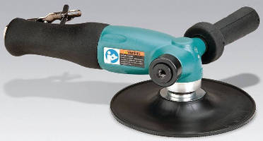 Right Angle Disc Sander is optimized for power, performance.