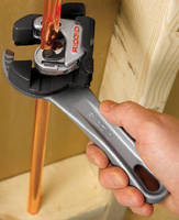 Tubing Cutter works in space-restricted areas.
