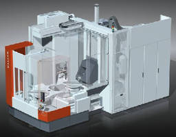 Five-Axis HMC is suited for complex contouring.