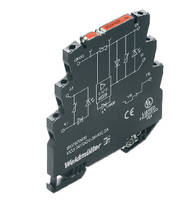 Solid State Relays suit demanding industrial applications.