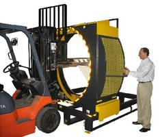 Orbital Stretch Wrap Machines require minimal maintenance.