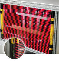 Safety Light Screen provides end-to-end sensing.