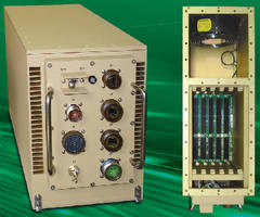 Conduction-Cooled ATR optimizes environmental protection.