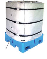 Heaters fit any tote tank from 40-48 in. square.