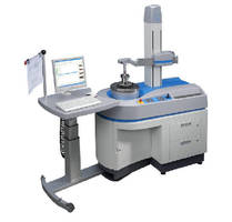 Machine offers automatic form and roughness measurement.
