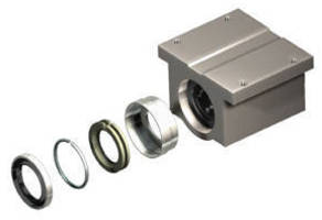 Linear Bearing Pillow Blocks have self-lubricating design.
