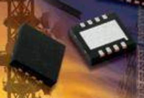 Resistor Networks and Dividers come in thin film SMT format.