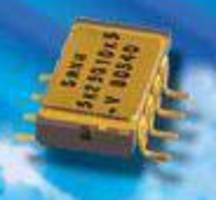 4-Resistor Network is hermetically sealed.