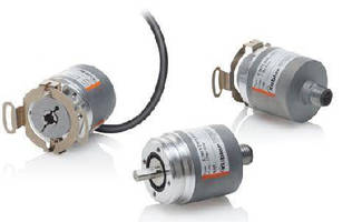 Absolute Optical Encoders feature gear-less design.