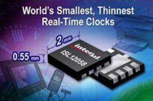 Real-Time Clocks suit low-voltage and portable applications.