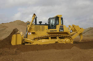 Crawler Dozer suits mining and heavy construction.