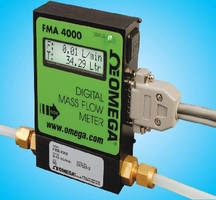 Programmable Mass Flow Meter and Totalizer