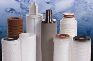 Cartridge Filters accommodate diverse applications.