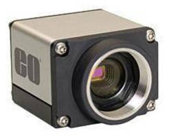 Progressive Scan Camera facilitates machine vision tasks.
