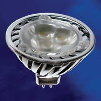 LED Bulbs are available in 1 and 3 W styles.