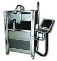 Gantry Machine offers multi-axis motion platform.