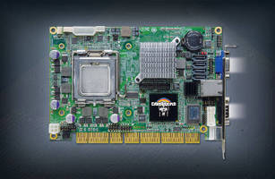 Single Board Computer supports four 2.6 GHz CPUs.