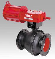 Expanded Line of Heavy-Duty Actuators for Quarter-Turn Valves and Dampers Offers Higher Torque - 1,600,000 in.-lb - With Reduced Cost