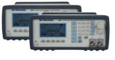 Waveform/Function Generators offer 125 MS/sec sampling rate.