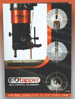 EDM Tapping Accessory adds orbital movement.