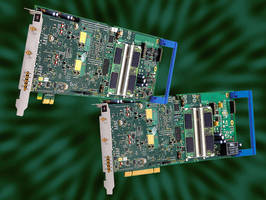 Digitizer PCI Cards can record up to 5 sec.