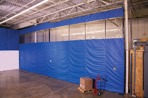 Adaptable Curtain Walls withstand industrial environments.