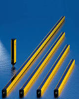 Safety Light Curtains/Grids can safeguard large areas.