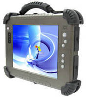 Tablet PC offers sealed ports for IP54 compliance.