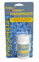 Test Pool Phosphate Levels to Deter Algae Growth