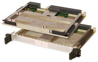 Carrier Board enables power densities up to 30 W/XMC.