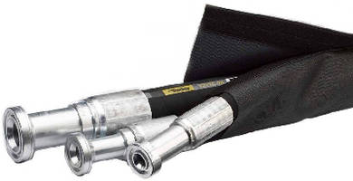 Wrap adds abrasion resistance to hoses already installed.