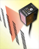 Bar Code Reader uses parallel digital processing technology.