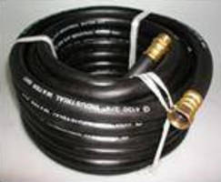 Water Hose features heavy-duty construction.