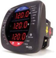 Multi-function Power Meter includes 100BaseT Ethernet.