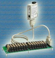 Analog Module connects sensor data to Ethernet.