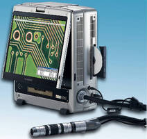 Digital Microscope features 16-bit imaging resolution.