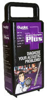 Kit and Service diagnose acoustical problems in rooms.