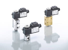 Coils suit solenoid valves in hazardous environments.