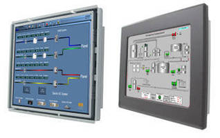 Touch Screen Monitors utilize industrial-grade components.