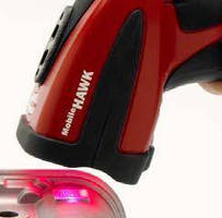 Handheld DPM Imager reads any 2D barcode.