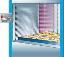 Vertical Lift Module optimizes storage density.